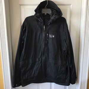 Mountain Hardware   Men's Black Jacket